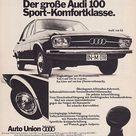 1969 Audi 100 Ad   Germany