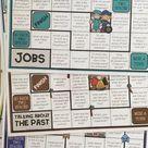 Spiele für den Englisch Unterricht: Conversation Board Games - Große Spielesammlung!