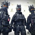 #military #soldier #war #weapon #specops #camouflage #swat
