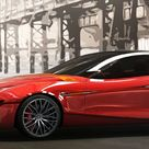 2013 Alfa Romeo Gloria Concept Image