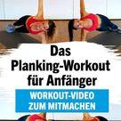 Planking-Workout: 9 Übungen für eine flachere Mitte - FIT FOR FUN