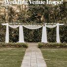 Spring Outdoor Wedding Venue Inspo! | Garden Wedding | Four Oaks Manor