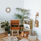 Fun and Fabulous Ways To Decorate Empty Corners - The Cottage Market