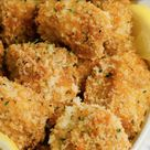 Baked Fish Nuggets - Spend With Pennies