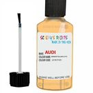 Audi Tt Maniok Yellow Code Ly1F Touch Up Paint Scratch Stone Chip   Touch Up Paint 30ML Bottle