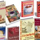 Ultimate Summer Recipes Bundel 8 for the price of 1