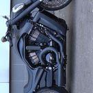 😈 Harley-Davidson® #VRod #Custombikes