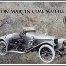 ASTON MARTIN Coal Scuttle 1915
