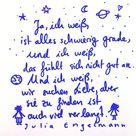 """Julia Engelmann on Instagram: """"it's ok❤️"""""""