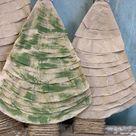 DIY Coffee Filter Tree Ornament - The Shabby Tree