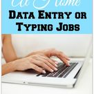 Data Entry Job