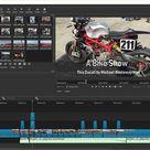 Shotcut v21.09.20- A free, open source, cross-platform video editor.