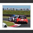 Framed Photo. CM9 7699 Sam Tordoff, BMW 125i M Sport, Gordon