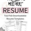 How to Take Your Resume from