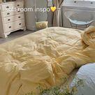 soft room inspo💛