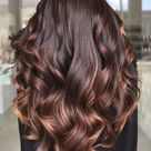 50 Trendy Brown Hair Colors and Brunette Hairstyles for 2021   Hadviser