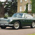 1959 Aston Martin DB4 GT Zagato   Amazing Classic Cars