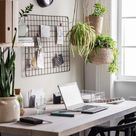 10 Cute and Creative Home Office Ideas - Wonder Forest