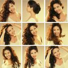 Agree Shampoo shoot, one of Selena's last projects. Middle photo is featured on the cover of 'To Selena, With Love'
