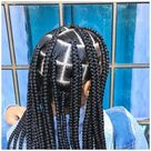 diy big box braids