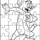 Puzzles for Kids Tom and Jerry 54