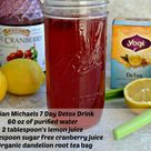 Jillian Michaels Detox