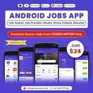 Android Jobs App   Viavi Webtech   VIAVIWEB   Codecanyon   Envato