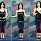 Resistance Band Arms