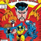 The Secret Defenders #1 (1993) Foil Near Mint & Bagged