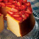 Pound Cake Strawberry