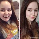 256 Times People Surprised Everyone By Losing So Much Weight They Looked Like A Different Person New Pics faceslimming