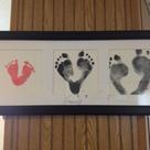 Baby Feet Prints