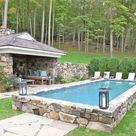 Semi Inground Pools