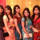 Beautiful Girls Saree