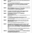Die zehn Regeln der Erörterung