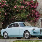Alfa Romeo Giulietta Sprint Veloce Alleggerita   1957