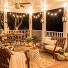 Fall Back Porch & Choosing the Best Capsule Decor   Bless'er House