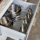 Refine + Define   12 Kitchen Organization Ideas