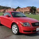 No Reserve 2001 Audi TT Coupe 5 Speed