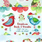 Big Christmas Bundle Clipart