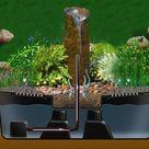 Springbrunnen selber bauen - unsere Anleitung in 5 einfachen Schritten!