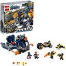 Lego Marvel Avengers Truck Take-Down 76143 Building Kit #Sponsored , #affiliate, #Avengers#Marvel#Lego