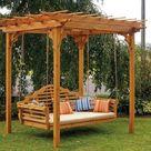 Outdoor Patio Swing
