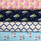 Spring Quartet - Cloud9 Fabrics