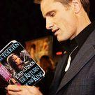 Celebrities Reading