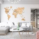 Cork World Map World Map Push Pin 3d Wooden World Map World Map Wall Art Gift For Husband Cork Board