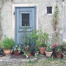 Ein Stadtgarten wie in Südfrankreich   Sweet Home