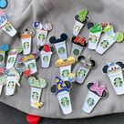 Castle Coffee Cup Pins  Various Styles   Etsy