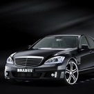 2009 Brabus SV12 R based on Mercedes Benz S klasse W221