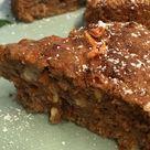 Rezept: Karotten Nuss Kuchen (vegan) - Zum Nachbacken und genießen!